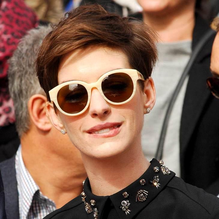 Anne Hathaway: Arm gebrochen!