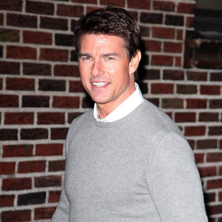 Tom Cruise flirtet mit Jennifer Akerman