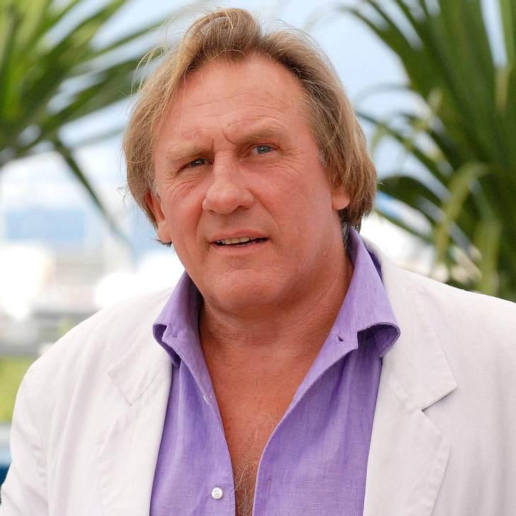 Gerard Depardieu ist offiziell Russe
