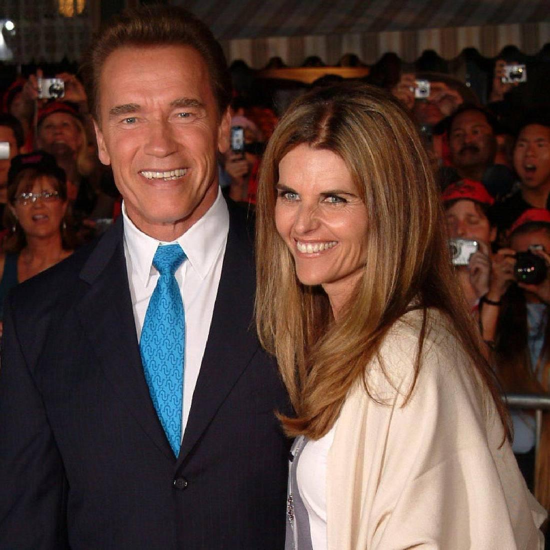 Ehe-Aus: Arnold Schwarzenegger und seine Frau Maria Shriver trennen sich nach 25 Jahren