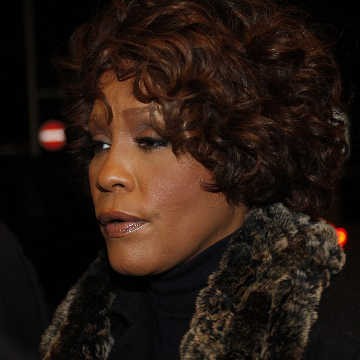 Whitney Houston: Party beim Super Bowl