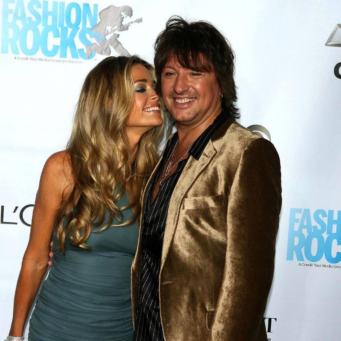 Denise Richards und Richie Sambora: Noch ein Versuch