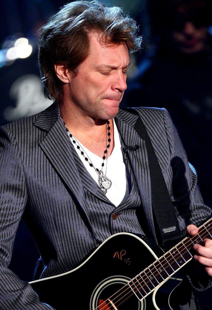 Bon Jovi suchen Anheizer für London-Gigs