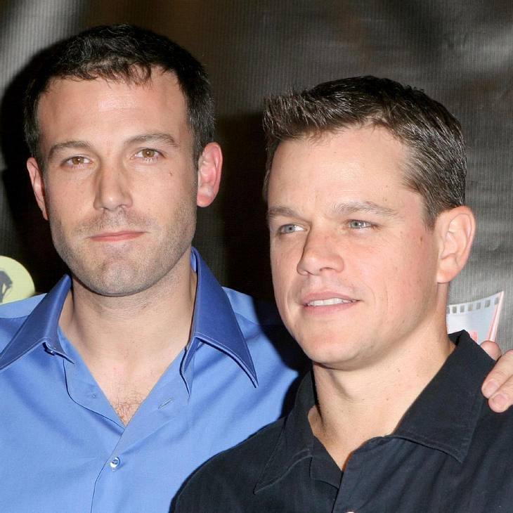 Matt Damon & Ben Affleck verfilmen Bulger-Story