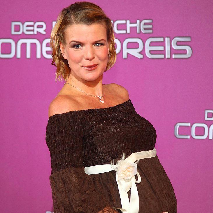 Mirja Boes ist wieder schwanger