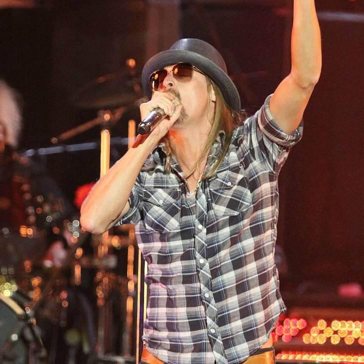Kid Rock schenkt sich Mega-Konzert zum 40. Geburtstag