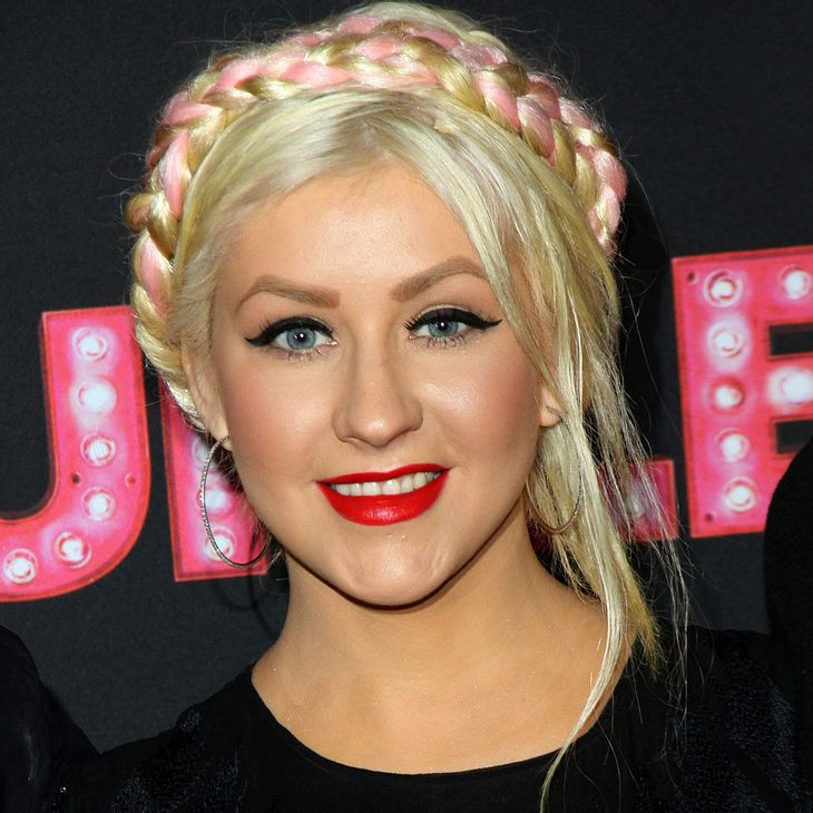 Christina Aguilera: Riesige Silvesterparty