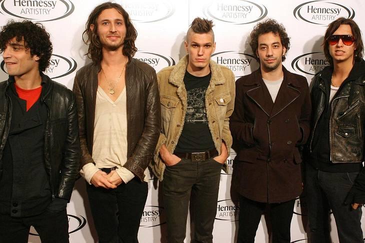 The Strokes-Album zum besten des Jahrzehnts gekürt