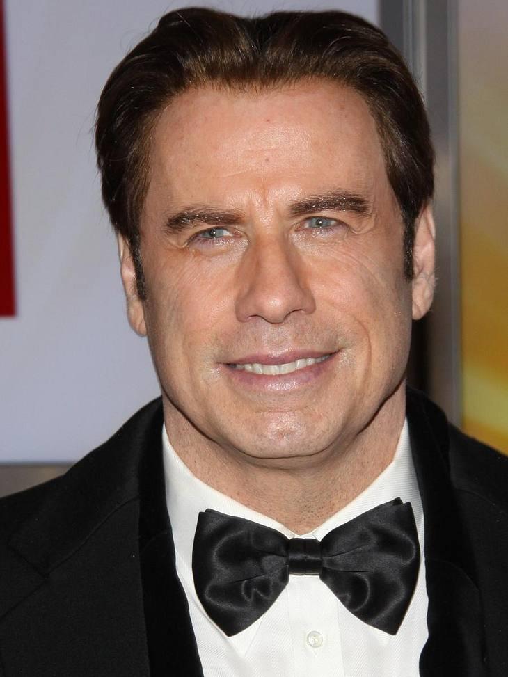 John Travolta soll angeblich schwul sein