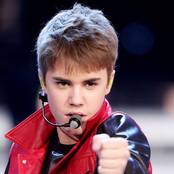 Justin Bieber unterstützt Chris Brown