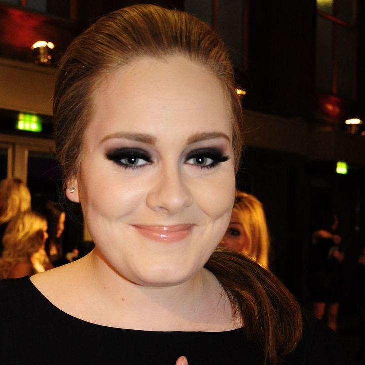Adele kann vor Auftritten nichts essen