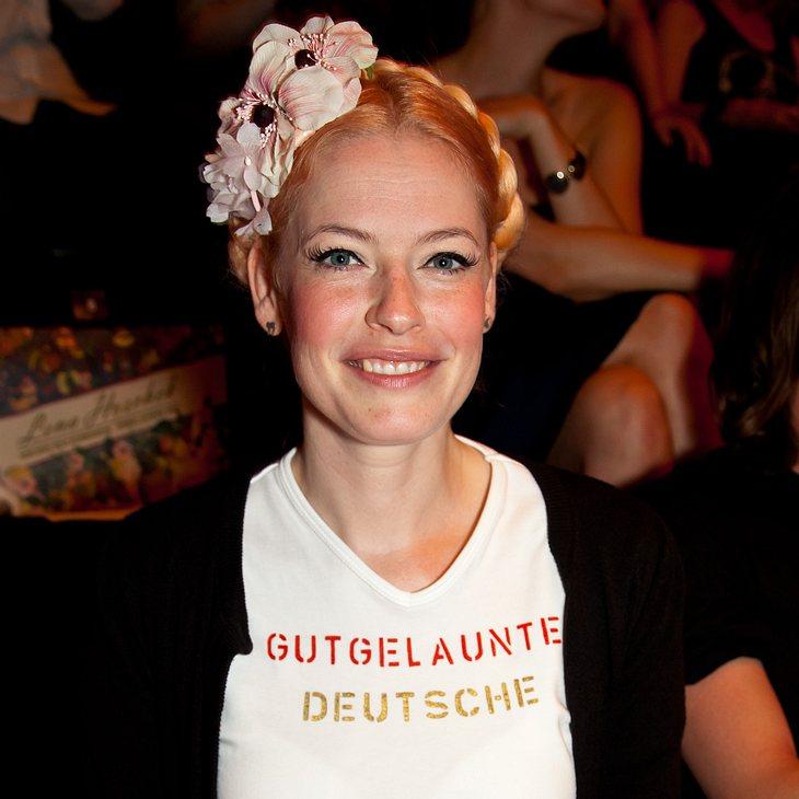Enie van de Meiklokjes liebt den Stil von Lena Hoschek