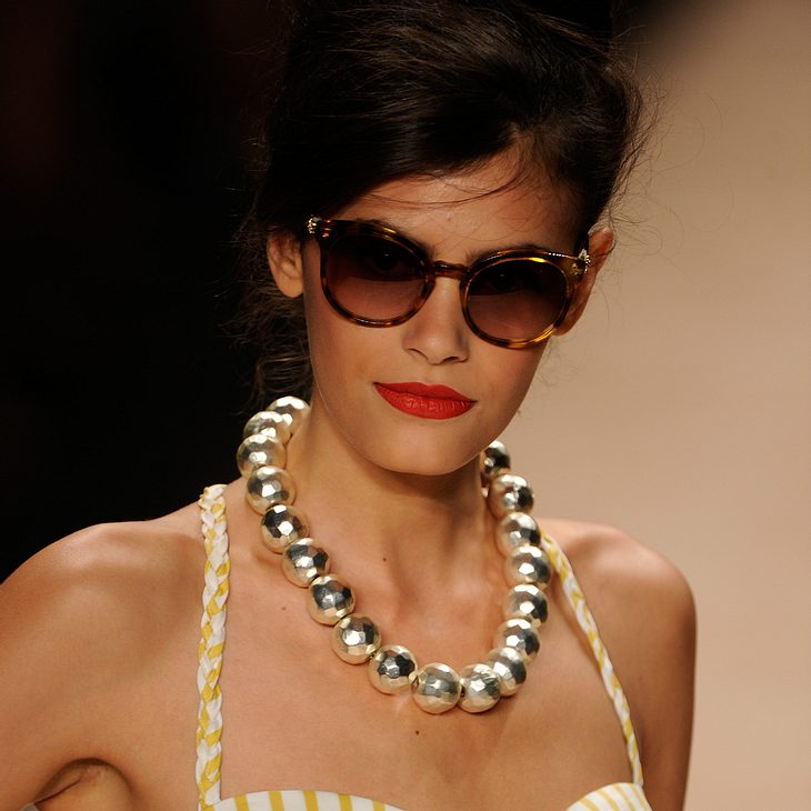 Alisar Ailabouni: Erfolg auf New York Fashion Week