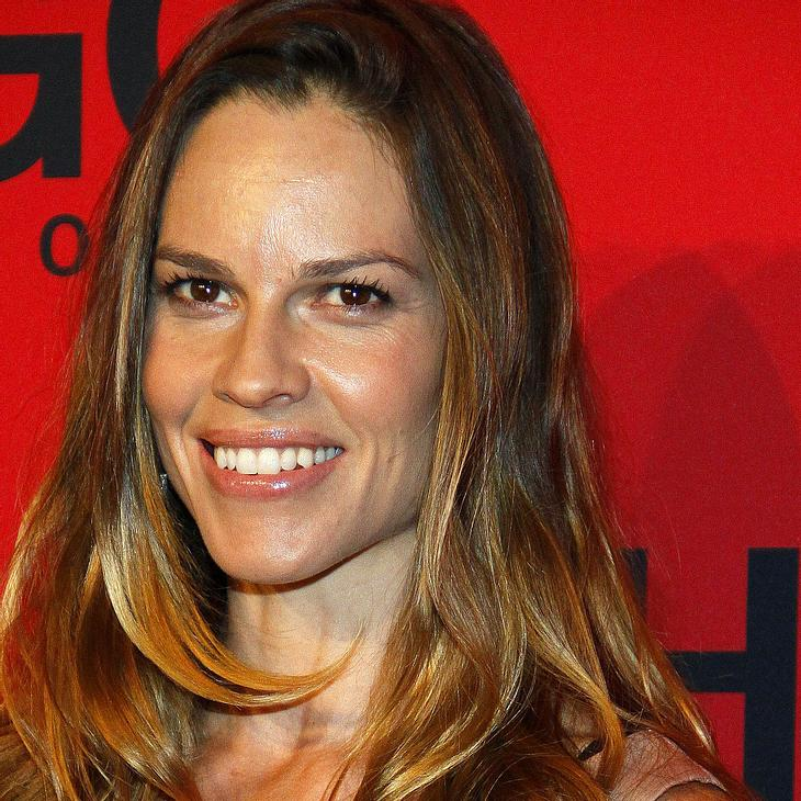 Hilary Swank: Rolle in Comic-Verfilmung