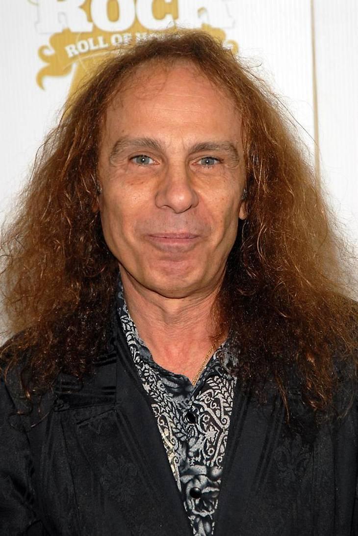 Ex-Black Sabbath-Star Dio hat Magenkrebs
