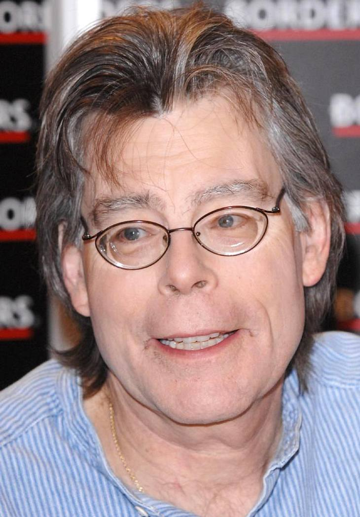 Stephen King gibt Gastauftritt in Biker-Serie