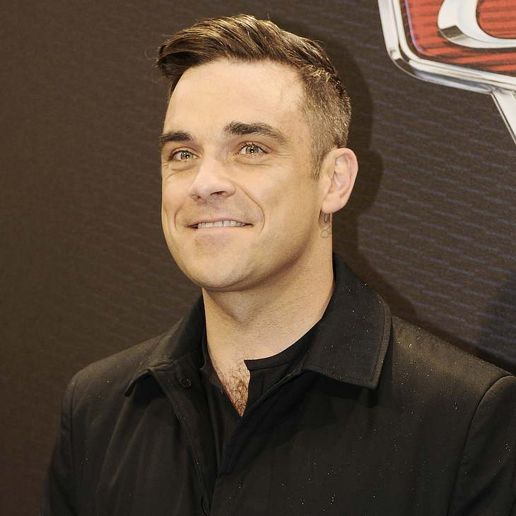Robbie Williams: Solo-Comeback bei Queen-Jubiläum