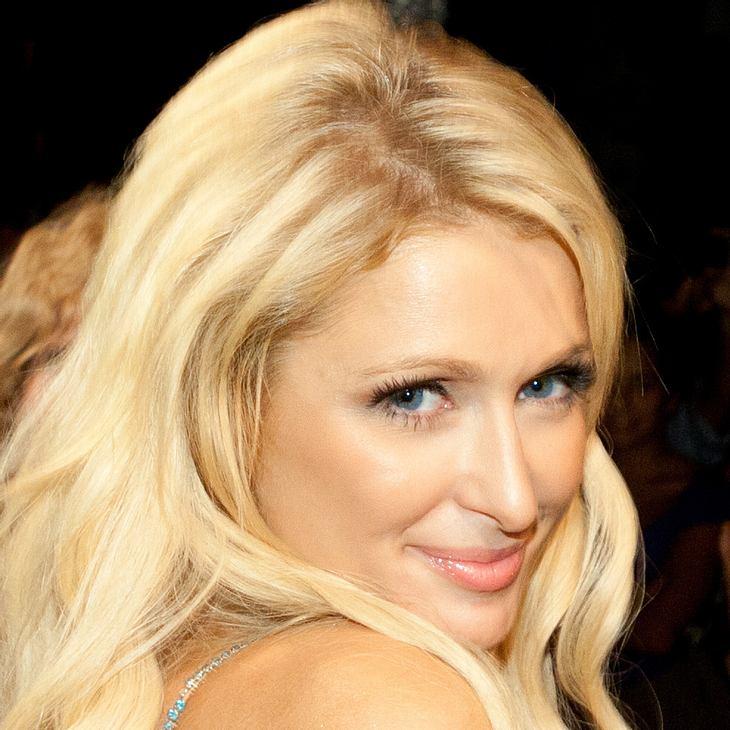 Paris Hilton auf der Ukrainischen Fashion Week