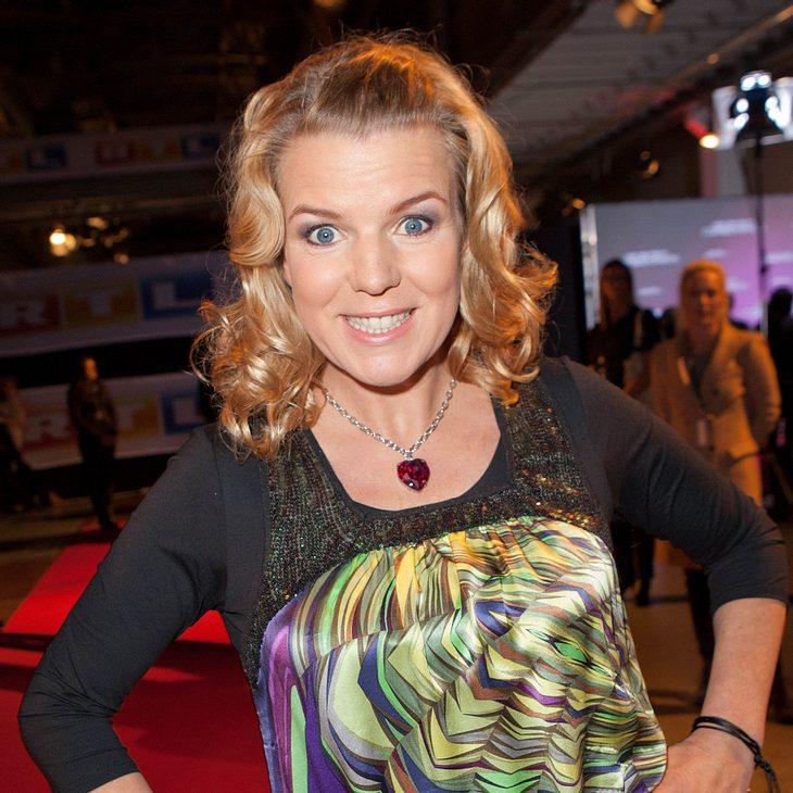 Mirja Boes meistert Kind und Karriere