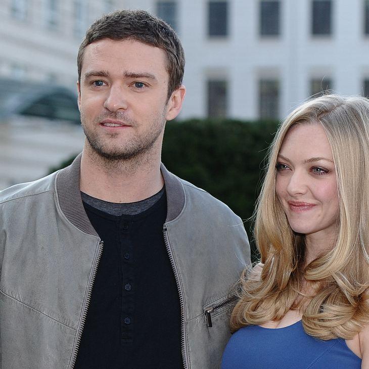 Justin Timberlake hat Amanda Seyfried gerettet