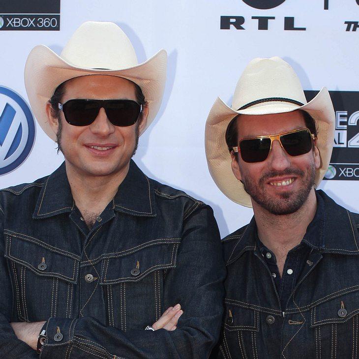 The BossHoss & Xavier Naidoo: Duell beim Echo 2012