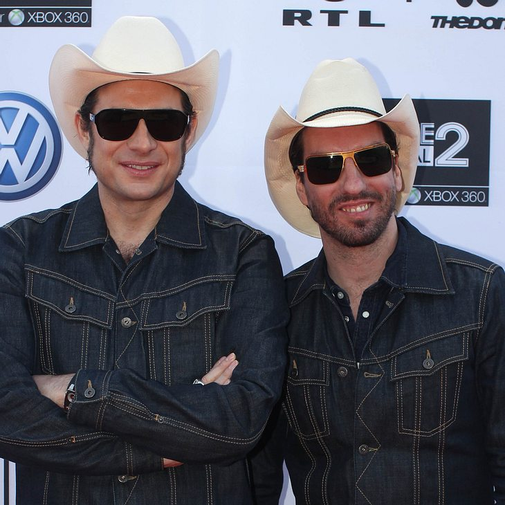 """The BossHoss: Stolz auf Sieg bei """"The Voice of Germany"""""""