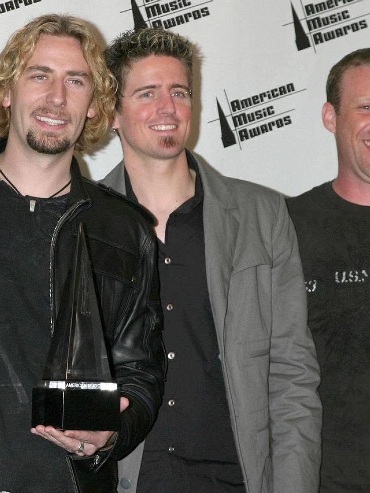 """Die größten Popstars der letzten 20 JahrePlatz 14 - """"Nickelback"""""""