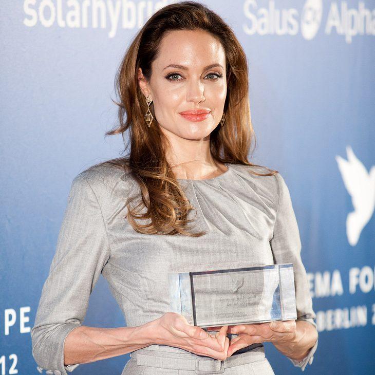 Angelina Jolie: Mit Friedenspreis geehrt