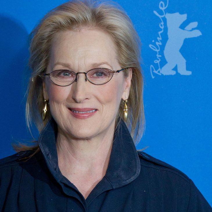 Meryl Streep: Mit Ehrenbären ausgezeichnet