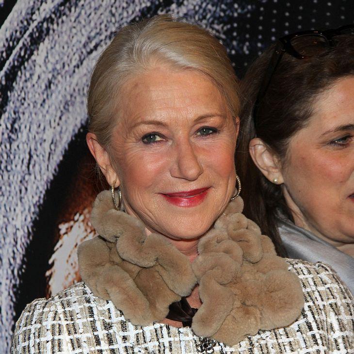Helen Mirren erhält Stern auf dem Walk of Fame