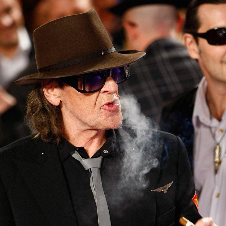 Udo Lindenberg und Rammstein bekommen zwei Echos