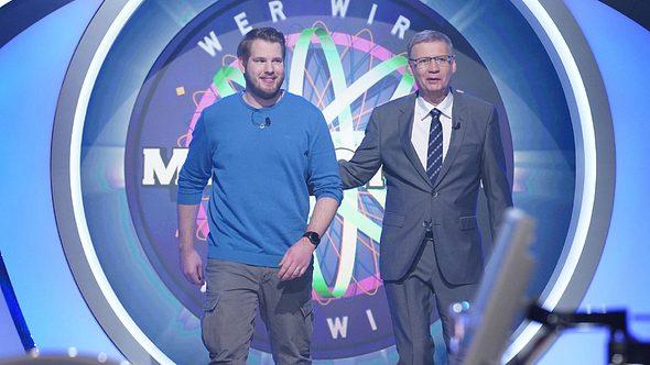 Wer wird Millionär - Foto: TVNOW / Gregorowius