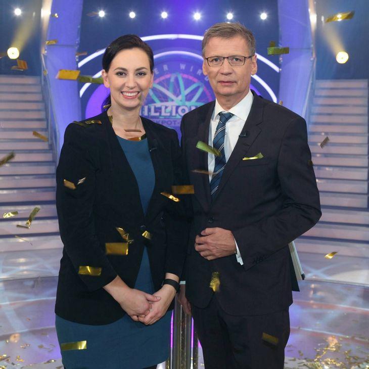 Nadja Sidikjar gewinnt 1,5 Millionen Euro