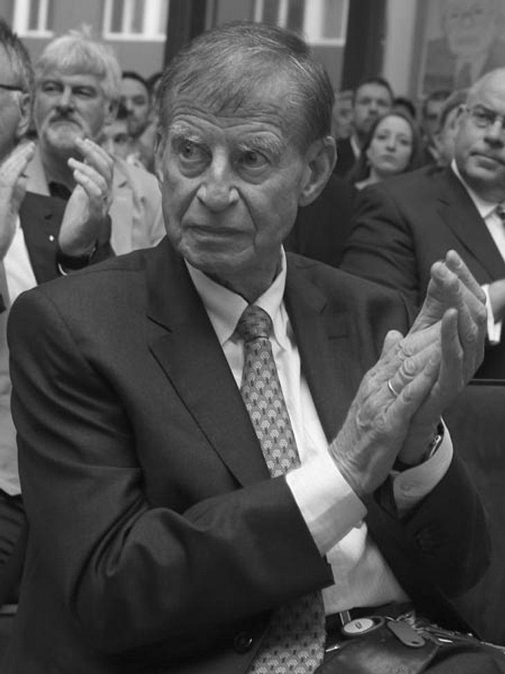Werner Zimmer ist gestorben