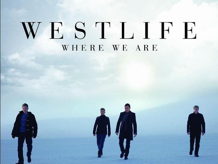 """Die vier Iren der Boyband """"Westlife"""" werden die Fans des 56. """"The Dome"""" mit ihrer brandneuen Single """"Safe"""" verzaubern."""