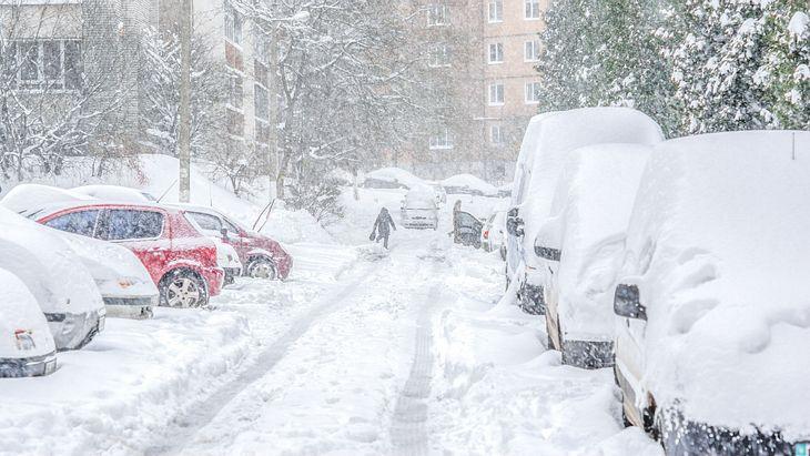 Frost, Schnee & Kälte: So heftig schlägt der Winter jetzt zu!