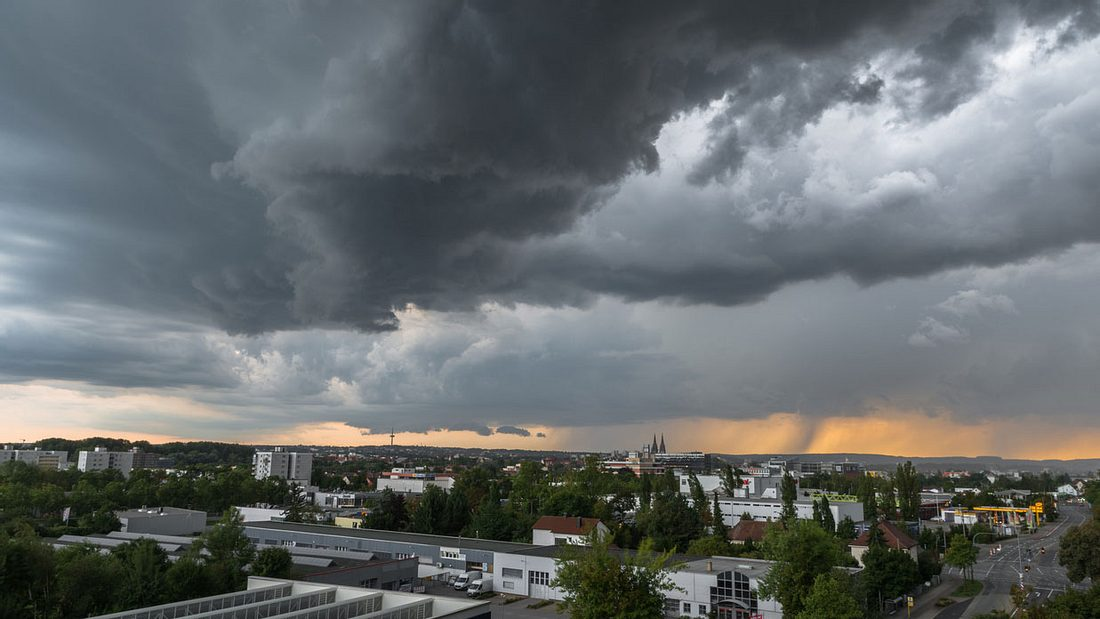 Nach Hitzewelle: Dramatischer Wetterumschwung in Deutschland