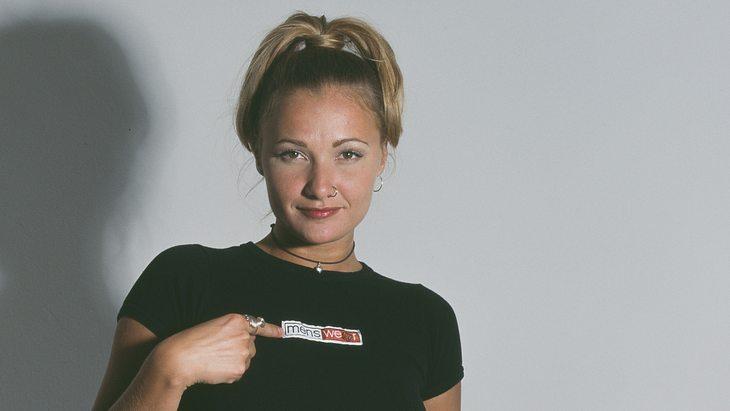 Whigfield alias Sannie Charlotte Carlson 1994