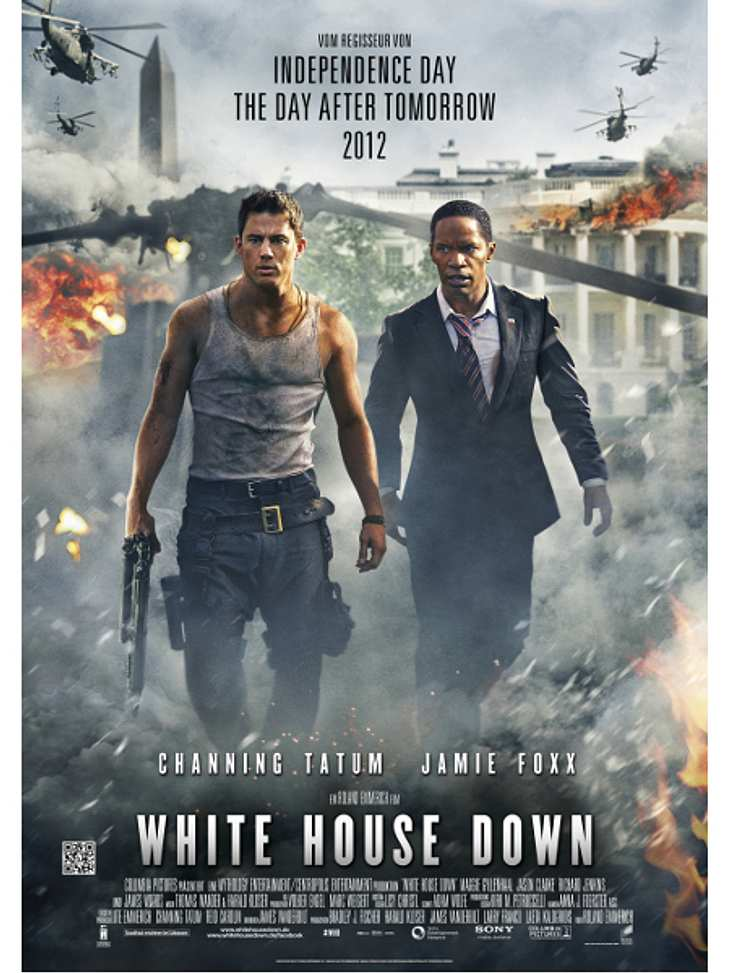 White House Down Channing Tatum Am 2 September In Berlin Intouch