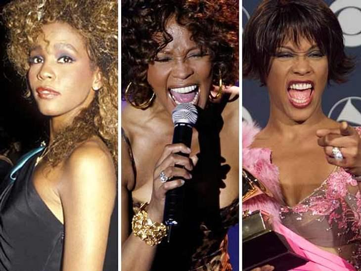 Whitney Houston - eine Karriere in BildernWhitney Houston wurde am 9. August 1963 in Newark, New Jersey geboren. Am 11. Februar 2012 ist sie in einem Hotel in Beverly Hills gestorben. Wir blicken zurück auf eine ganz große Karriere einer de