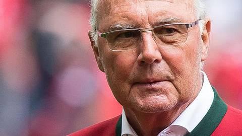 Wie schlecht geht es Franz Beckenbauer wirklich? - Foto: GettyImages