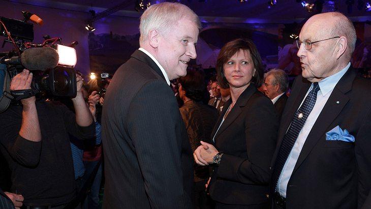 Wilfried Scharnagl: Der Politiker ist tot