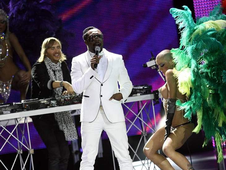 undefined World Music Awards 2010: Die besten Auftritte