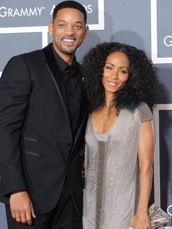 Will Smith & Jada Pinkett-Smith: Führen sie eine offene Ehe?