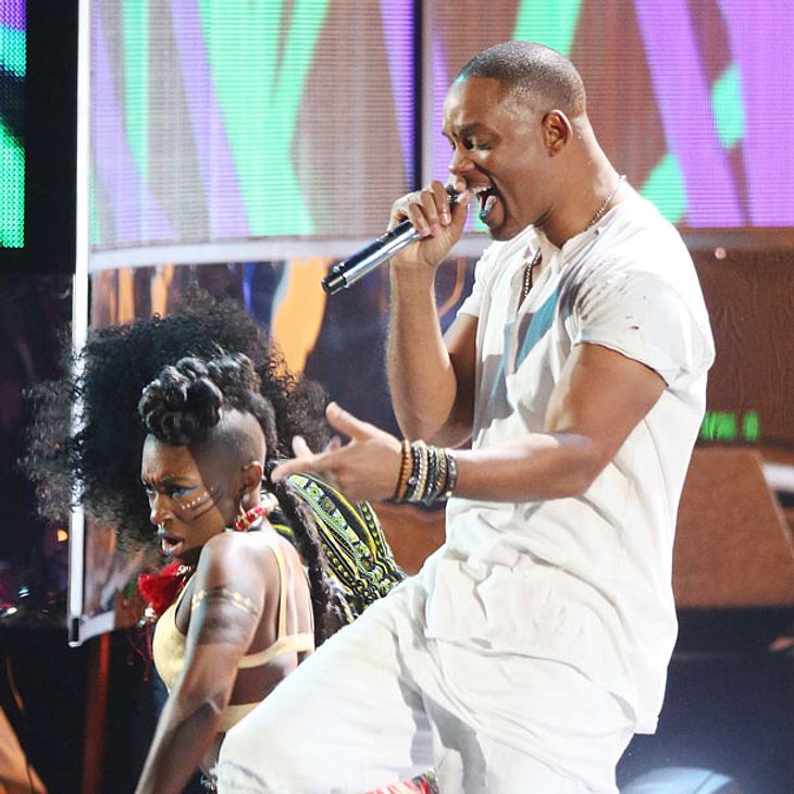 Will Smith Live 2015