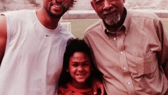 Will Smith trauert um seinen Vater
