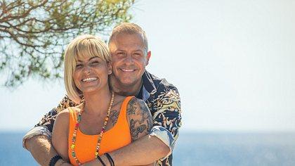 Willi Herren und Jasmin wünschen sich Kinder - Foto: TVNOW / FranK Fastner
