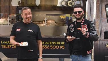 Willi Herren und Stefano - Foto: imago
