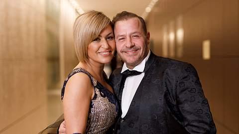 Jasmin und Willi Herren - Foto: imago