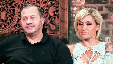 Willi und Jasmin Herren - Foto: TVNOW